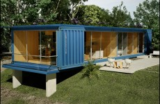Container luxury home